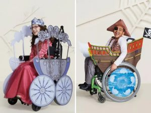 Halloween Costumes For Kids In Wheelchairs